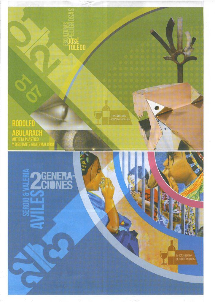 Esculturas peligrosas Diario de Centroamérica OC12