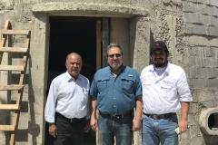 Alcalde Alejandro Fernández, Pepo Toledo, Ingeniero Gabriel Zetina