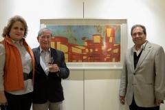 Aury Ruiz, Arnulfo Tobar y Pepo Toledo