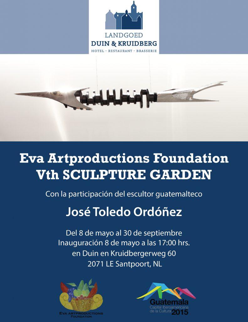 5.8.14-Holanda-Amsterdam-Duin-Kruidberg-Sate-V-Sculpture-Garden-Expo-Esculturas-Peligrosas
