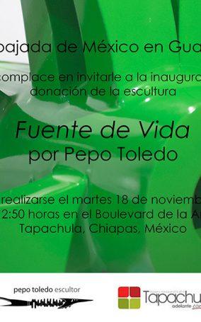 11.10.14-México,-Tapachula,-Escultura-Pública