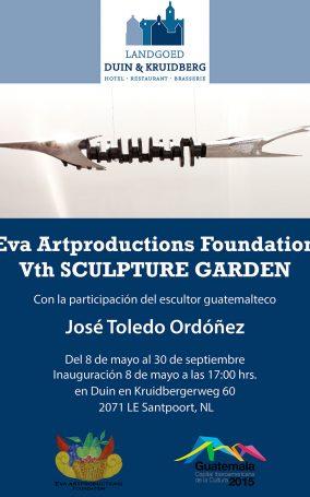 5.8.14-Holanda,-Amsterdam,--Duin-&-Kruidberg-Sate-V-Sculpture-Garden,-Expo--Esculturas-Peligrosas