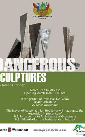 Invitación-3.16.14-Holanda,-La-Haya,-Wassenaar,-Expo-Esculturas-Peligrosas